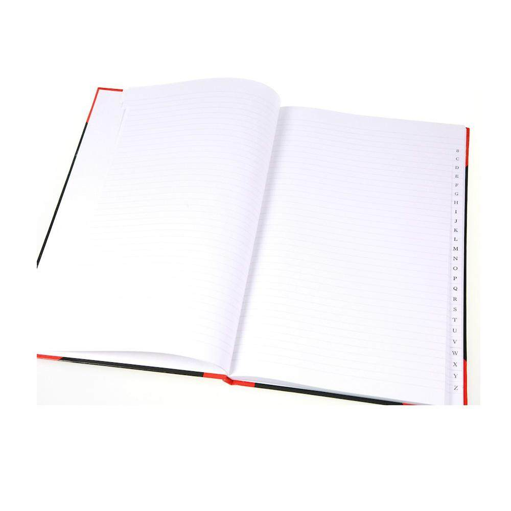 F5 Hard Cover Numbering Quarto Book 200pages