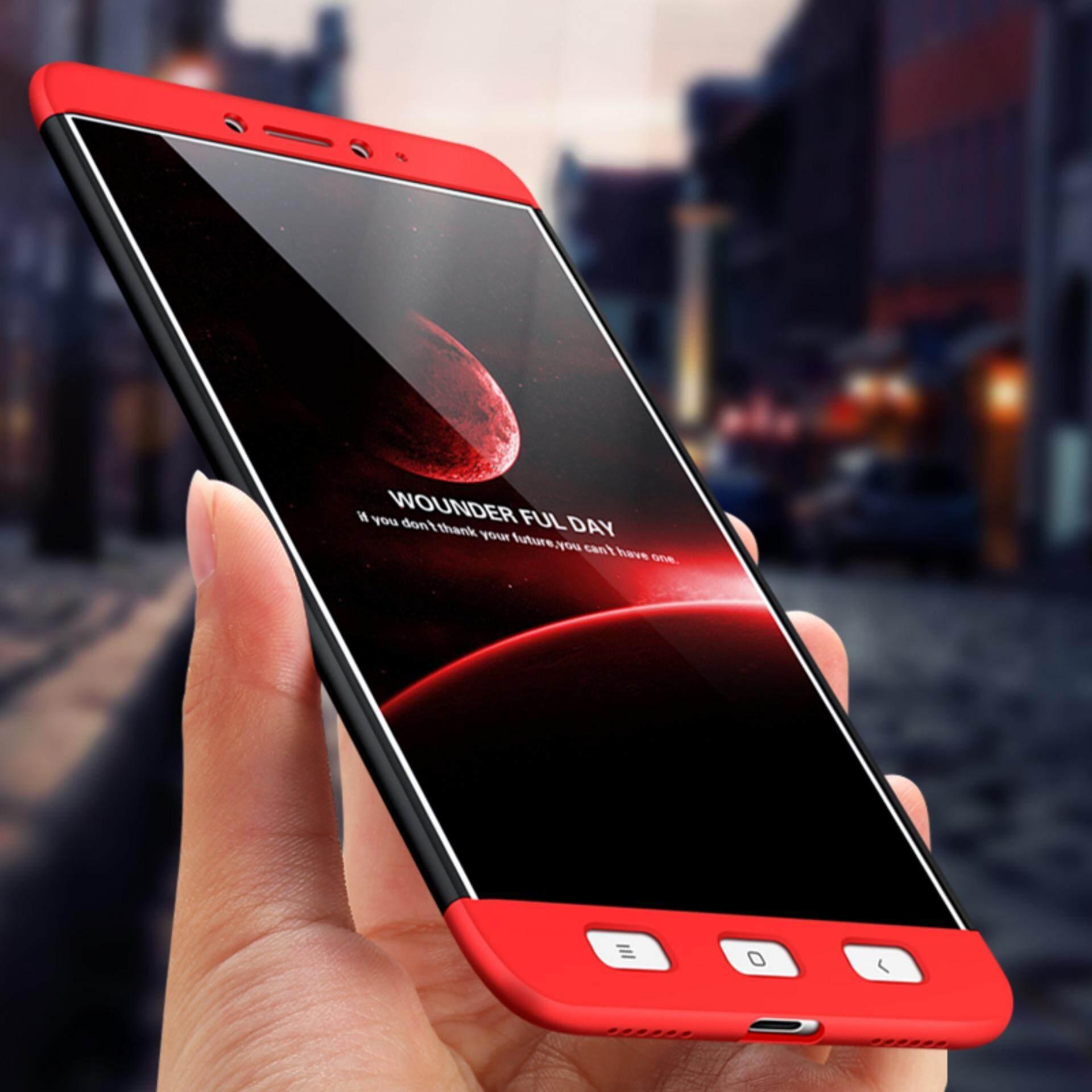 GKK 3 in 1 Phone Case for Xiaomi Mi Max 2 360° Full Protection Hard