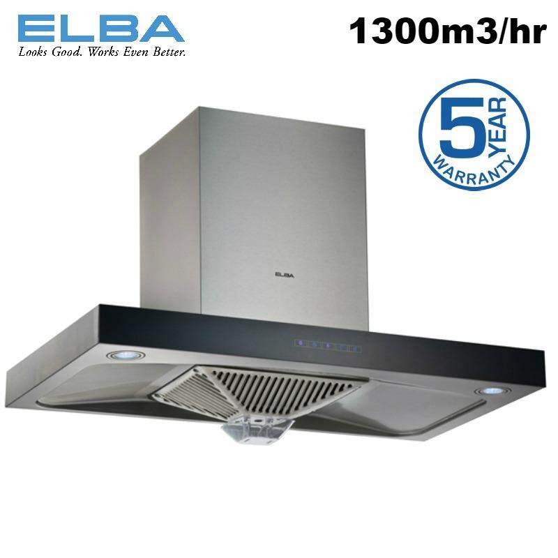 Elba Eh B9025st Ss Kitchen Cooker Hood 1300m3 2 Sd