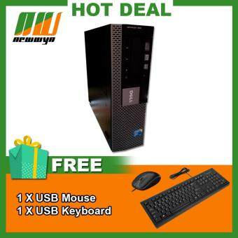 HP Pavilion 570-P024D Desktop (Intel I5 / 4GB / 1TB / GT730
