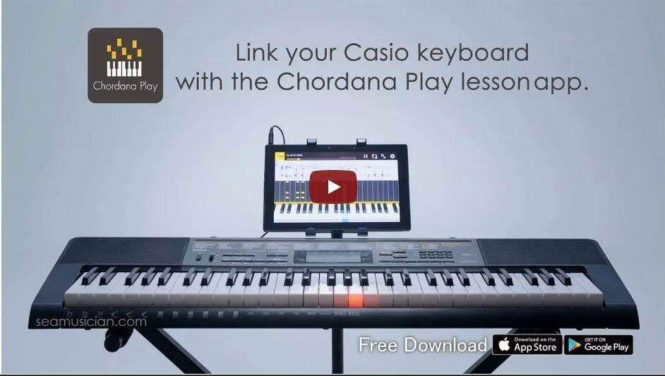 Casio Ctk 2500 61 Keys Portable Keyboard With Bag Cas Ctk2500