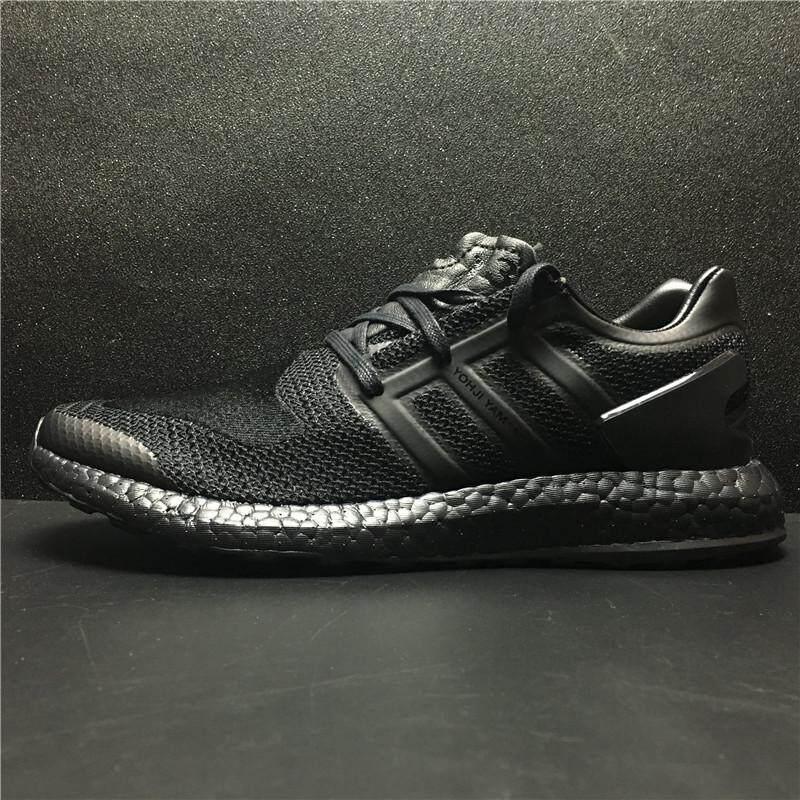 Adidas Y3 Primeknit Pure Boost BY8959 Men's Running Shoe Trainer (Black) - intl
