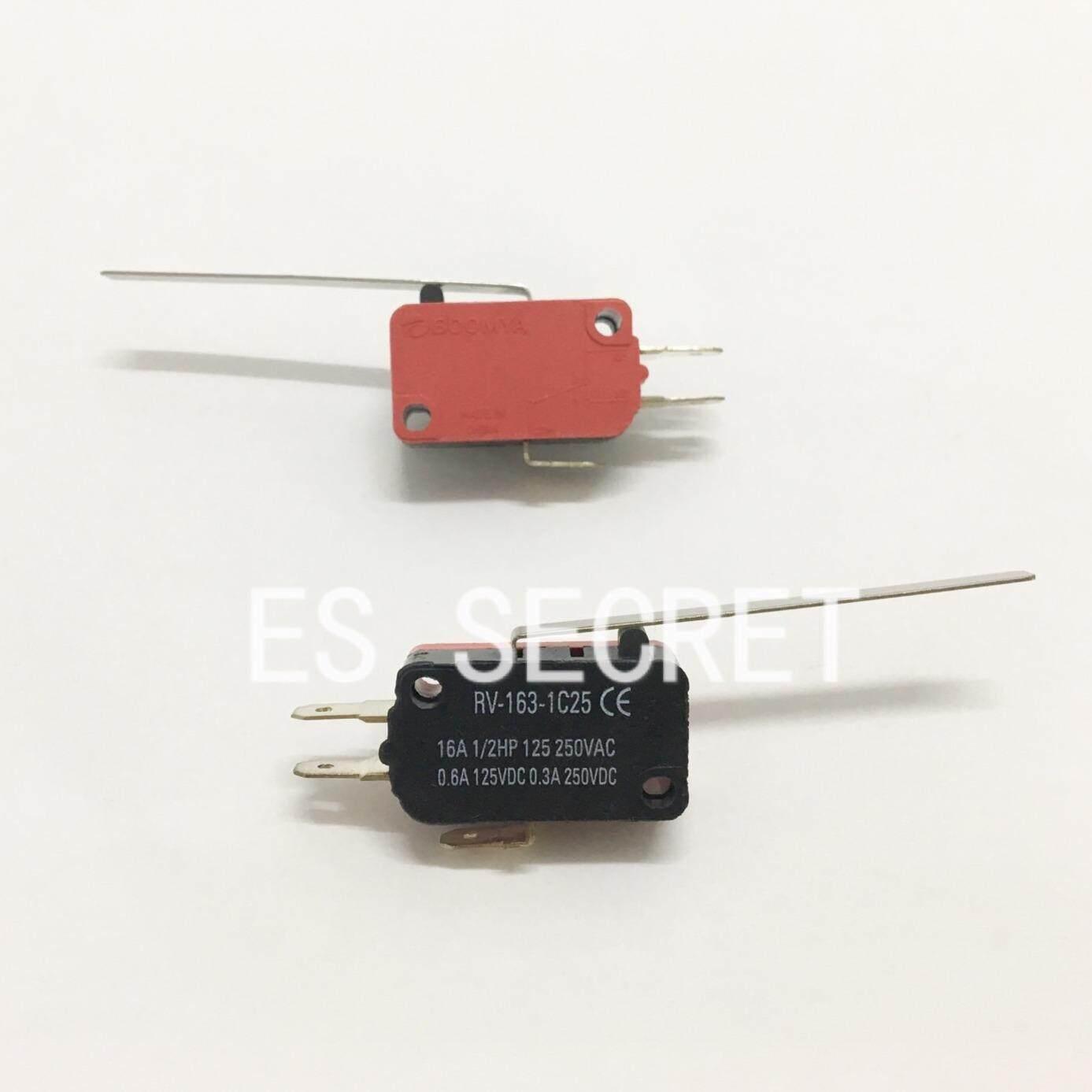 2Pcs Micro Switch 3pin