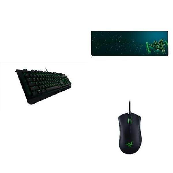 db766094314 Razer BlackWidow X Ultimate - Backlit Compact Metal Mechanical Gaming  Keyboard + Goliathus Gravity Extended Mouse Mat ...