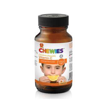 CHEWIES Vitamin C 1000mg Children Chewable 30's
