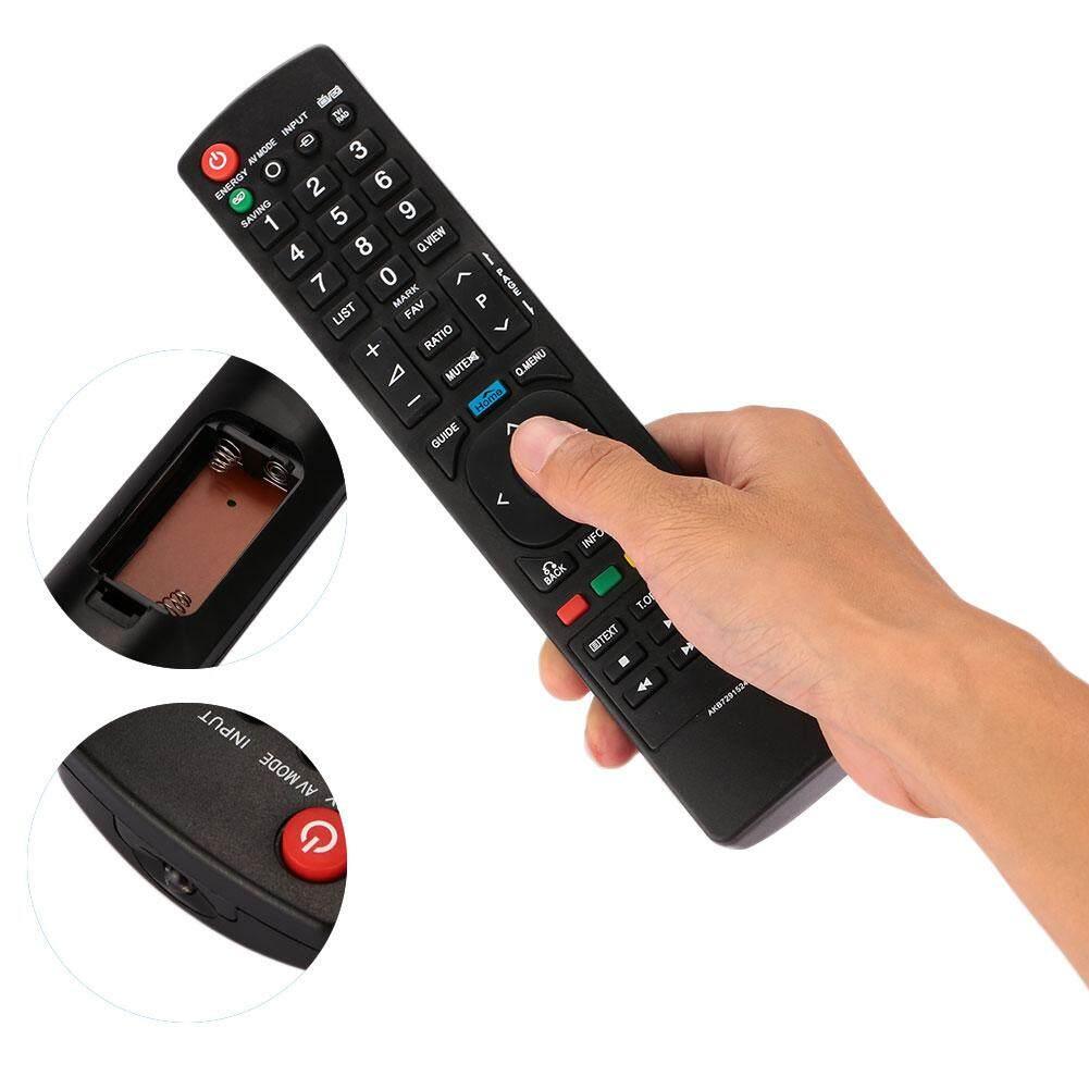 Hình ảnh Điều Khiển từ xa AKB72914202 Thay Thế Cho TIVI LCD LED Huyết Tương Truyền Hình HDTV-quốc tế