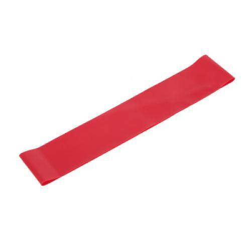 Elastic Fitness Yoga Resistance Band (RED)