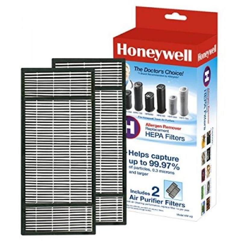 Honeywell True HEPA Air Purifier Replacement Filter 2 Pack, HRF-H2 / Filter (H) - intl Singapore