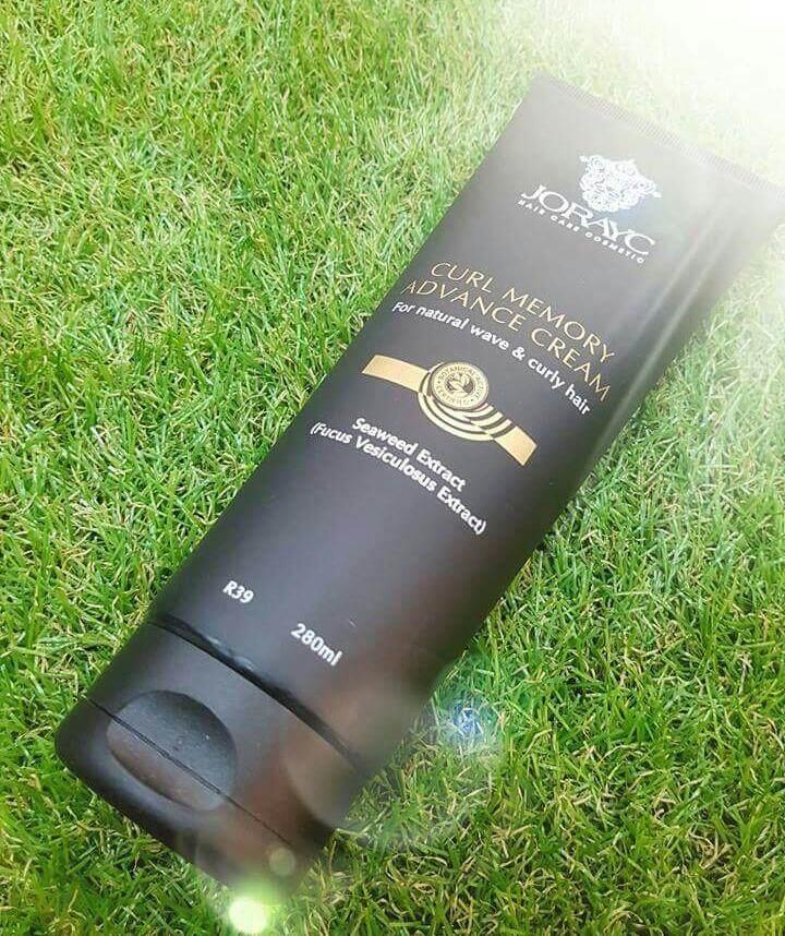 Jorayc Seaweed Curl  Memory Advance Cream 280ml