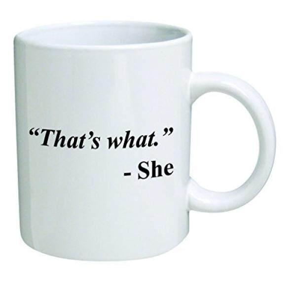 Mug untuk Menjaga TM Cangkir Lucu-Itu Apa. Dia-11 Cangkir Kopi Oz-Inspirational Hadiah dan Sarcasm-Oleh Mug untuk Menjaga TM-Intl