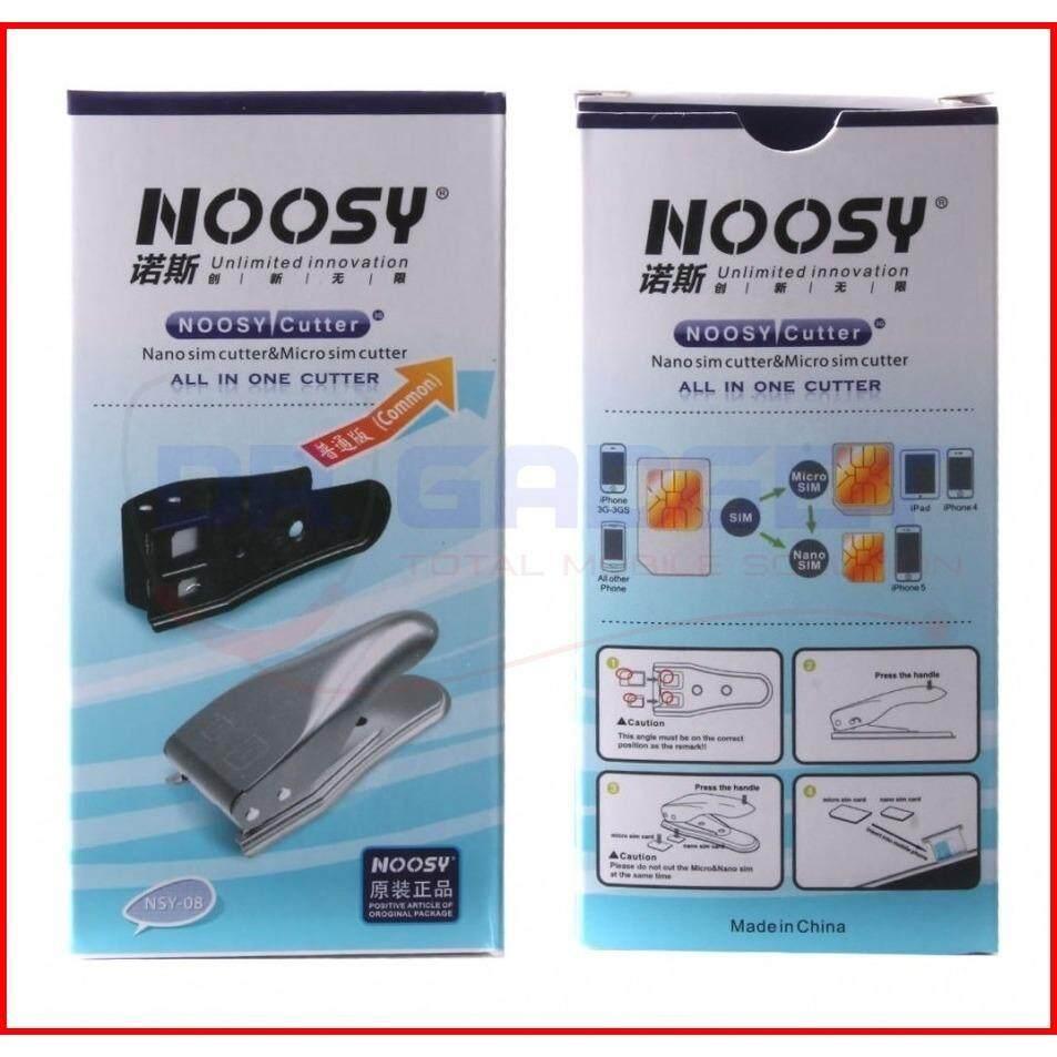 Fitur Noosy Sim Cutter Pemotong Card Dan Harga Terbaru Info Nossy Detail Gambar Nsy 08 3in1 Micro Nano With Free 3 In 1 Adapter