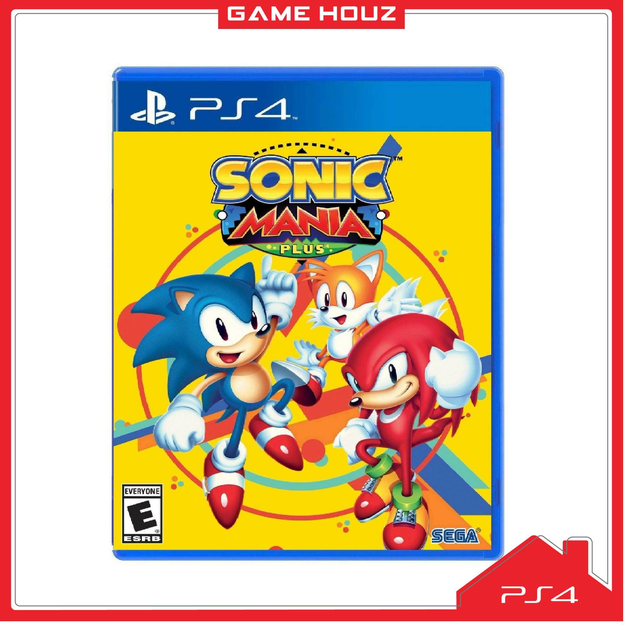 (PS4) Sonic Mania Plus (R3/ENG)