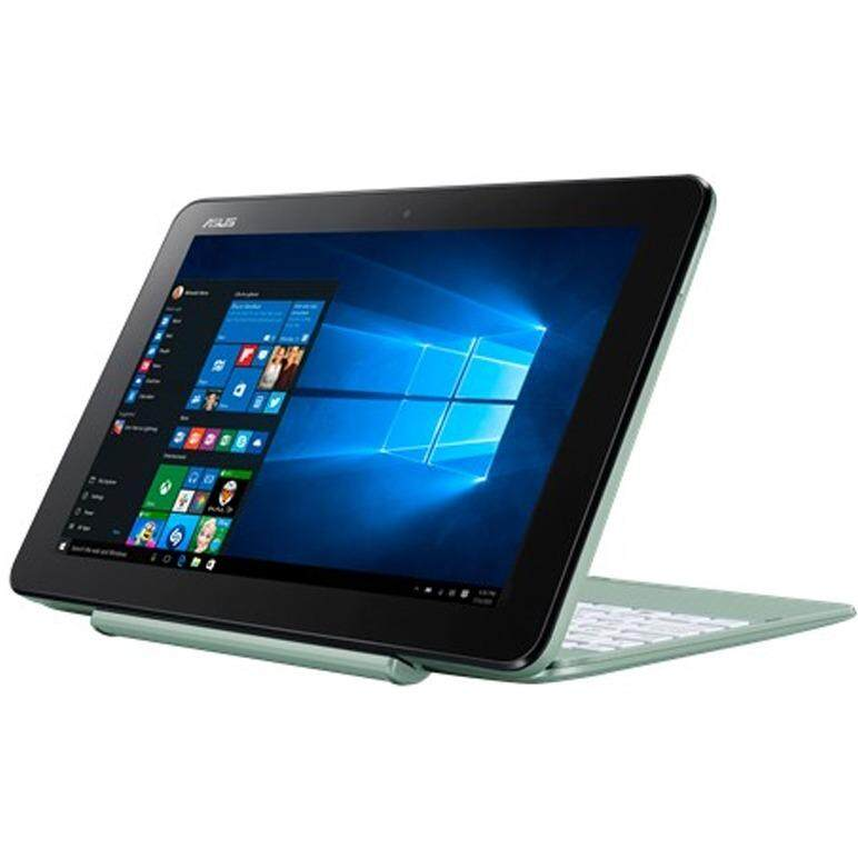 ASUS / TRANSFORMER T101H-AGR008T / INTEL CHERRY TRAIL QUAD-CORE Z8350 / 2GB DDR3 / 64GB EMMC / 10.1 LCD (LIGHT GREEN COLOR) Malaysia