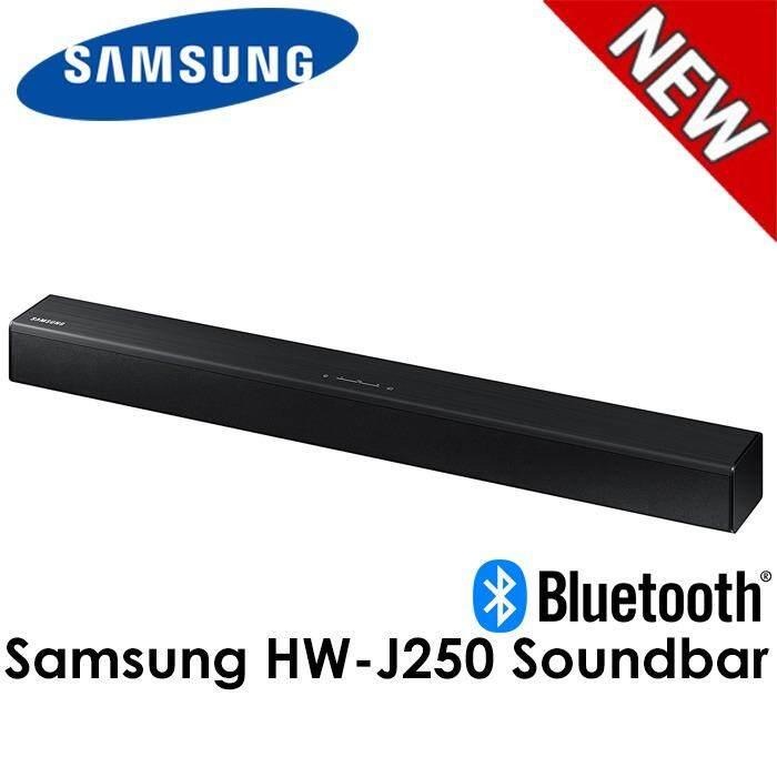 Get The Best Price For Samsung Hw J250 2 2 Channel 80 Watt Audio Soundbar Intl