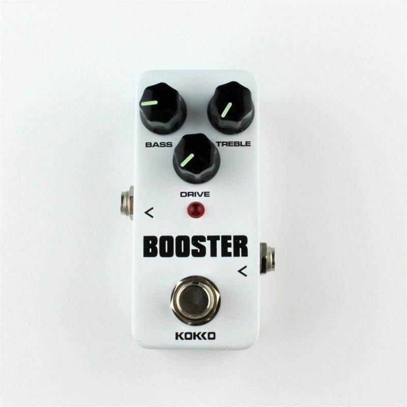GoSport FBS-2 Mini Overdrive Phơ Guitar Đàn Guitar Hai Phân Đoạn Hiệu Ứng EQ Thiết Bị