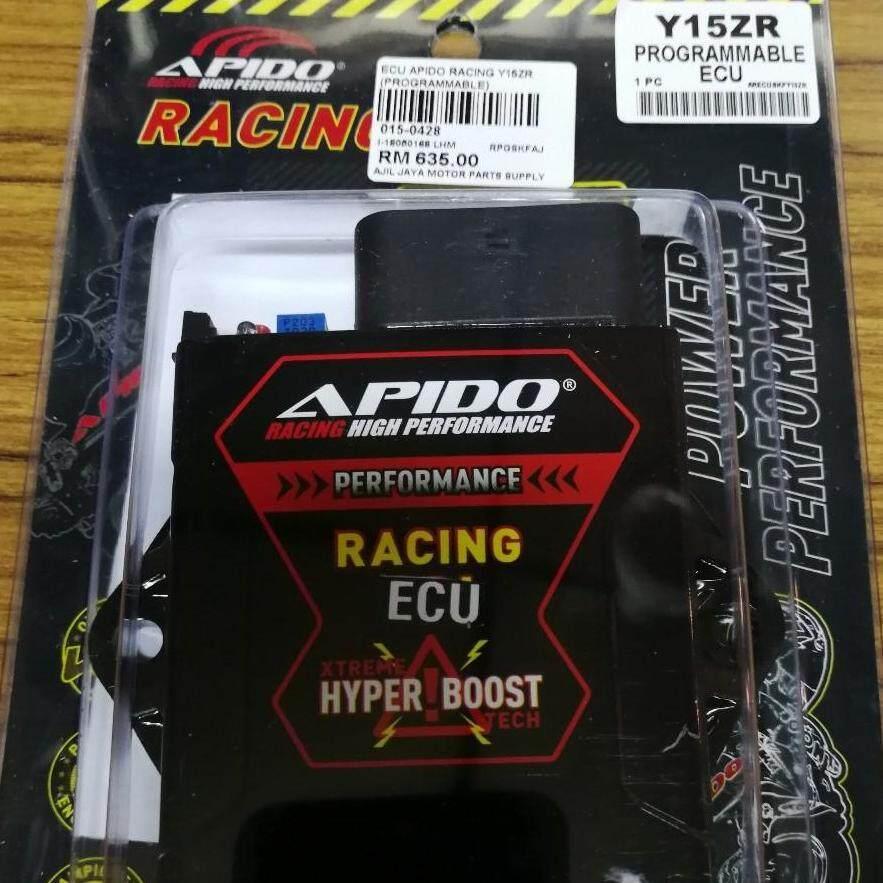 Review Yamaha Y15zr Racing Ecu Apitech Dan Harga Terkini