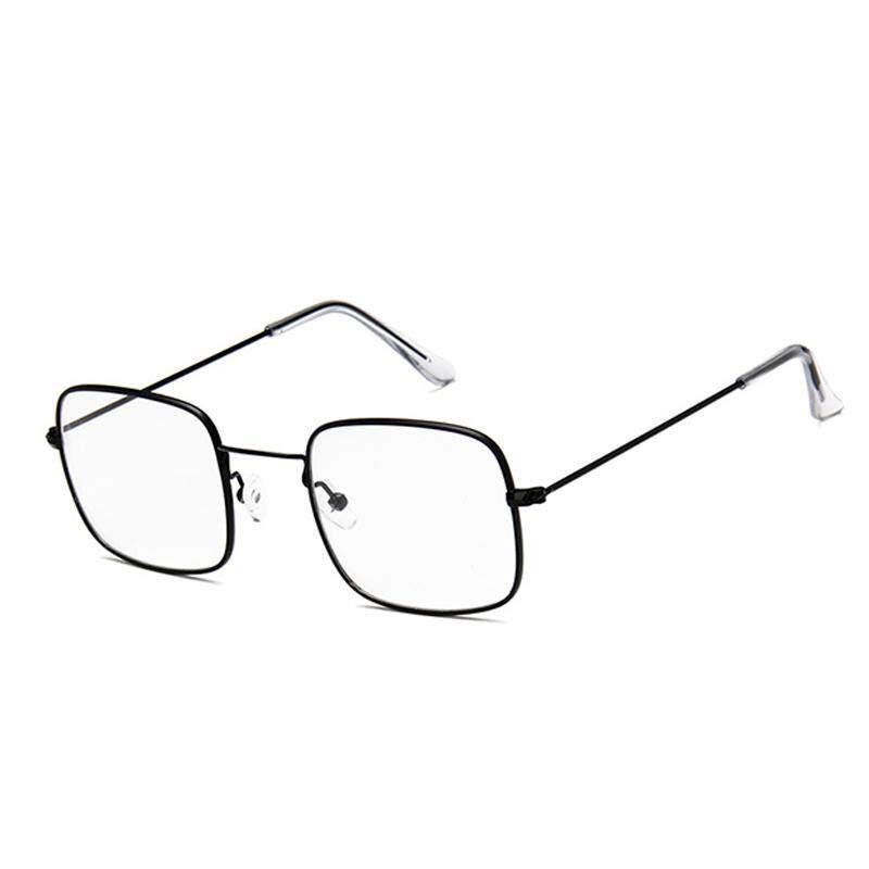 Vigo Kecil Persegi Kacamata Hitam Pria Wanita Pasang Kacamata Arus  Transparan Laut Film Kacamata Hitam ( 077a63e063
