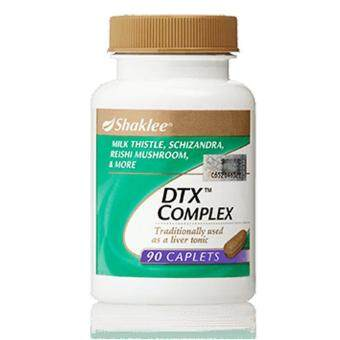 Shaklee DTX Complex (90 Tabs)
