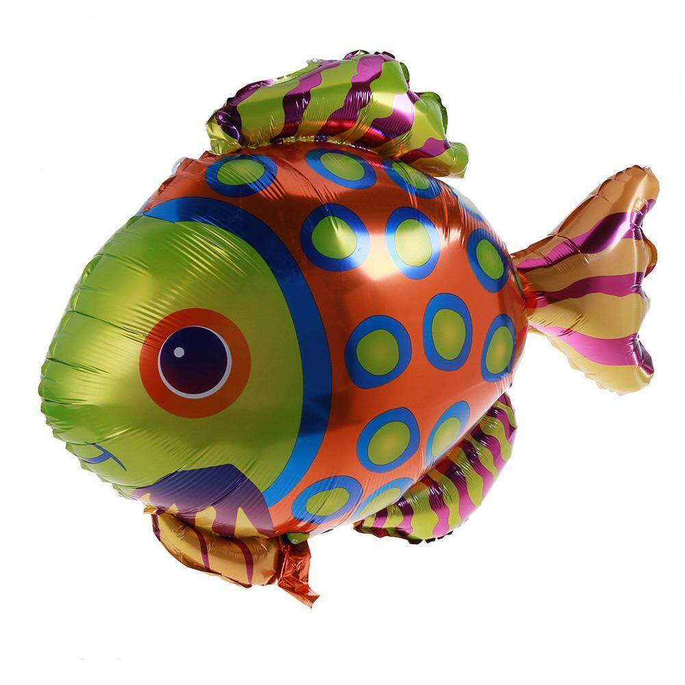 Rp 27.000. Aluminium Foil Helium Kids Decor Gifts Shark Octopus Fish Balloons(Orange)-Tropical FishIDR27000. Rp 27.000. TIDAK PERLU HELIUM -Balon LED/ BOBO ...