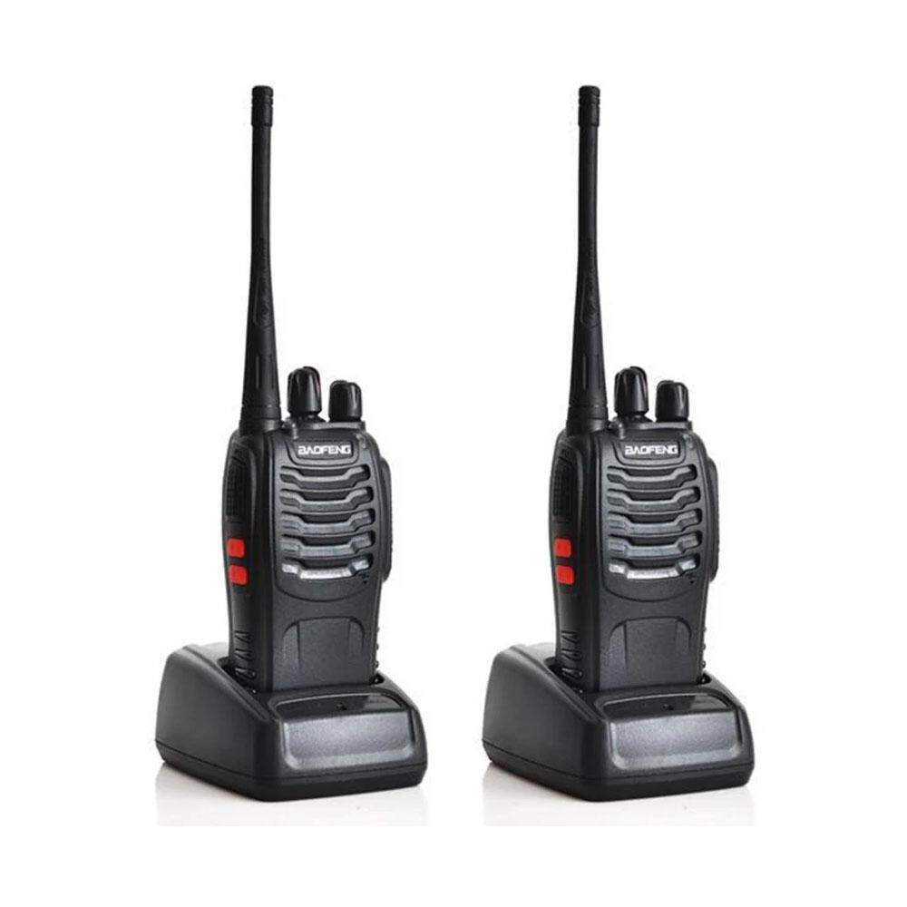 BAOFENG BF-888S Walkie Talkie Two-way Portable CB Radio [2 UNIT]