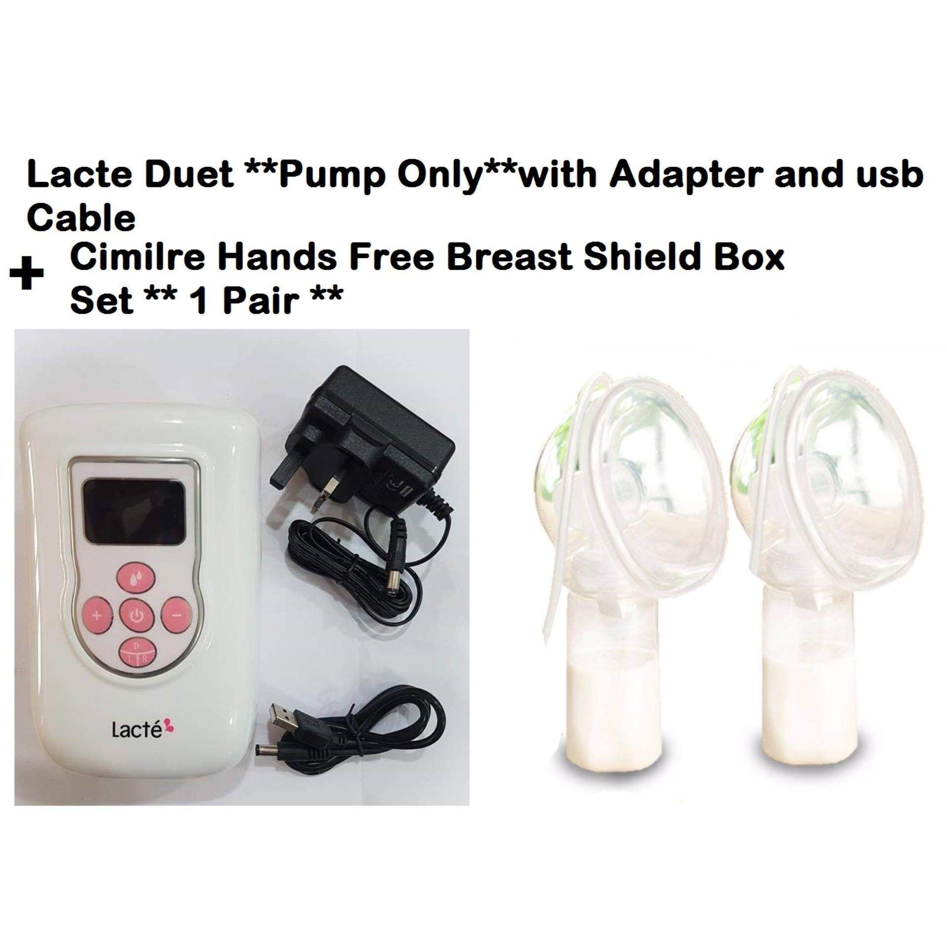 Pump Mama Online New Arrival Haenim Parts Body Connector Lacte Duet Only And Cimilre Hands Free Breast Shield Box Set