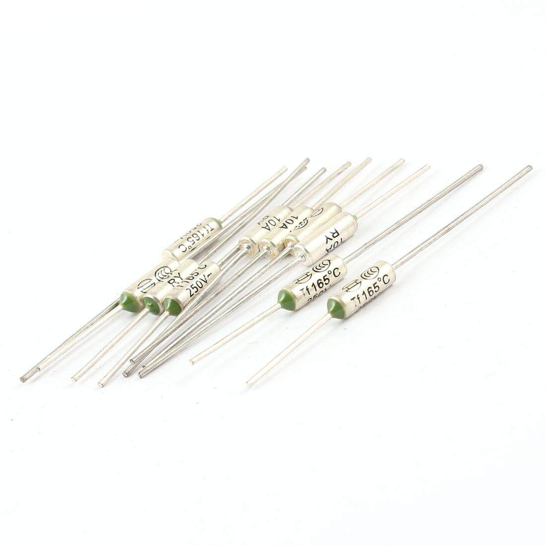 Sell Axa Thermal Protection Cheapest Best Quality My Store 10pcs Circuit Cut Off Temperature Cutoffs Fuse 240c Ac 250v Aluminum 125c Degree 10amyr42 Myr 45