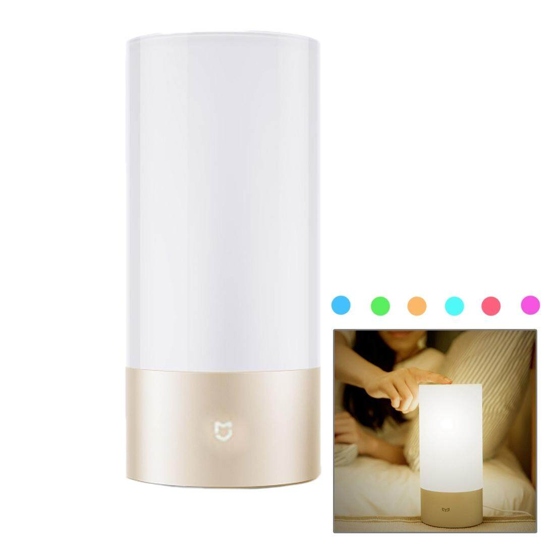 Latest Xiaomi Home Lightings Products Enjoy Huge Discounts Lazada Sg Yeelight 2 Rgbw Colorful Led Smart Wifi Original Mijia 300lm 14 Indoor Bluetooth Night Light Bedside Lamp Support Touch