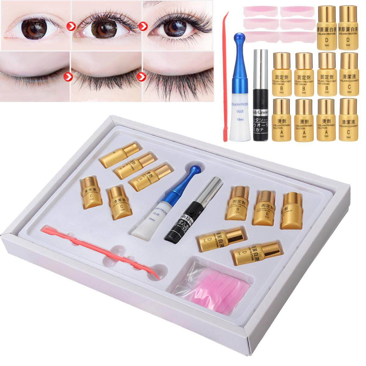 Features Iconsign Lash Lift Eyelash Perming Kit Dan Harga Terbaru