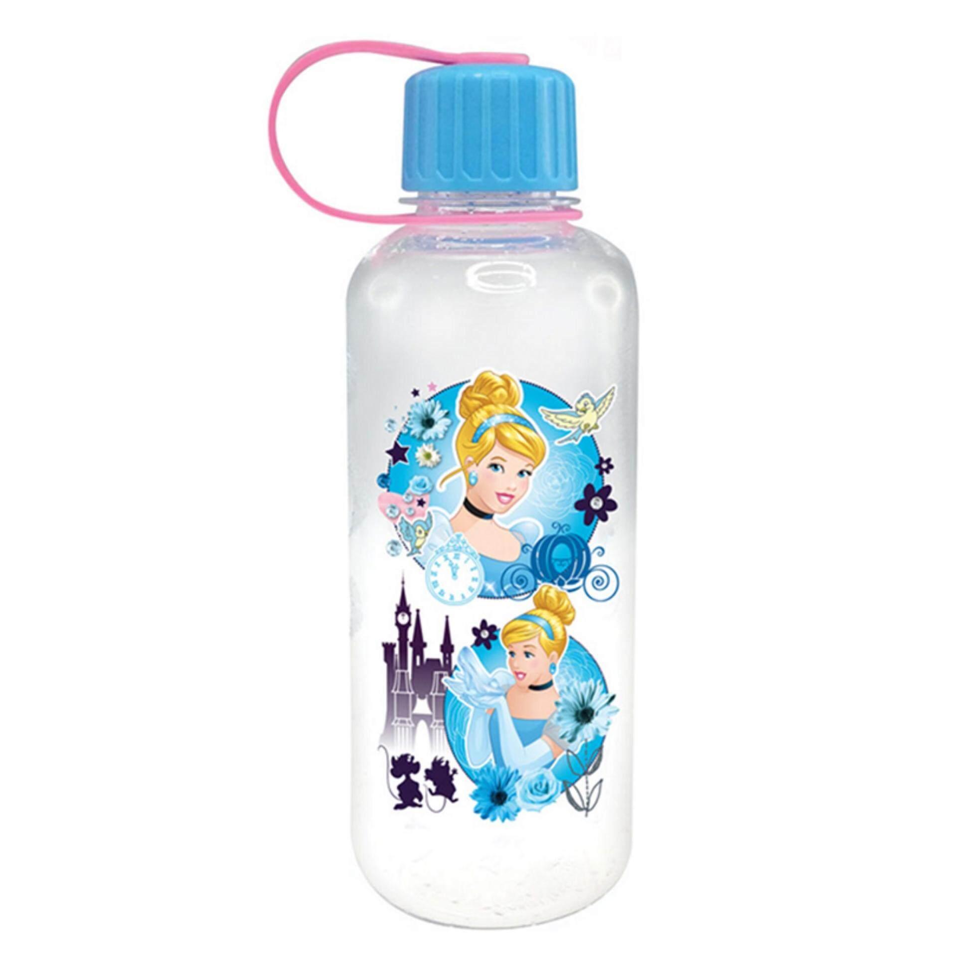 Disney Princess Cinderella 750ML PC Bottle - Blue Colour