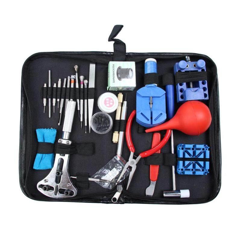 27Pcs Watch Repair Tool Kit Remover Screwdriver Malaysia