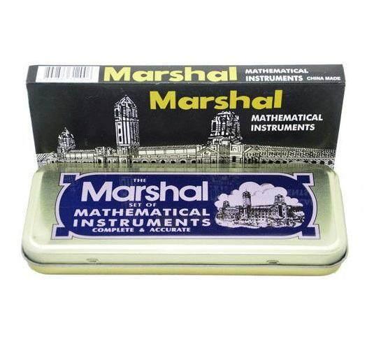 Marshal Mathematical Instruments Set (Set of 2 Boxes)