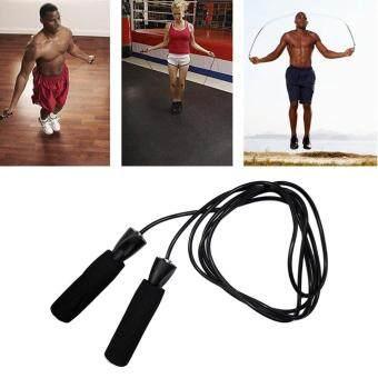 Getek Latihan Aerobik Tali Lompat Tali Dapat Disesuaikan Latihan Kebugaran Pelatihan