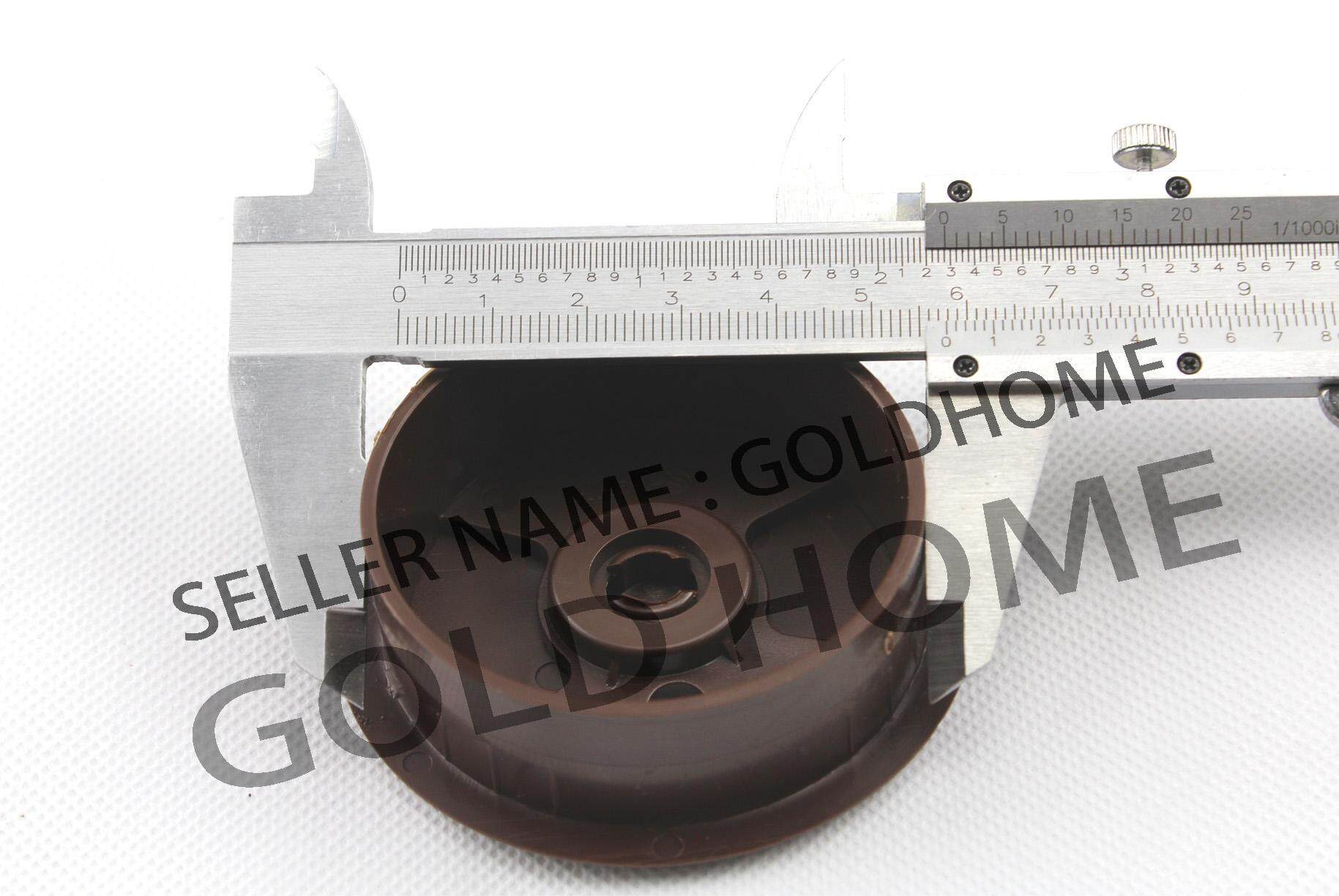 Malaysia Goldhome 60mm Pc Computer Desk Plastic Grommet Table Cable ...