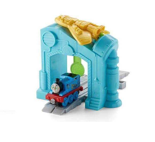 [THOMAS & FRIENDS] Adventures Thomas Robot Launcher Set (3 yrs+) toys for girls