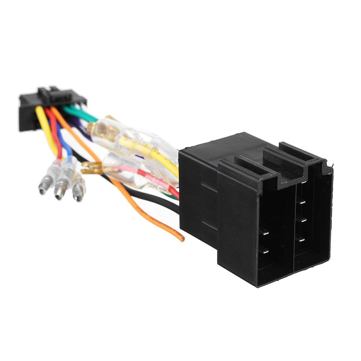 Features For Pioneer 16 Pin Iso Wiring Harness Connector Adaptor Car Detail Gambar Stereo Radio Loom Pi100 Terbaru