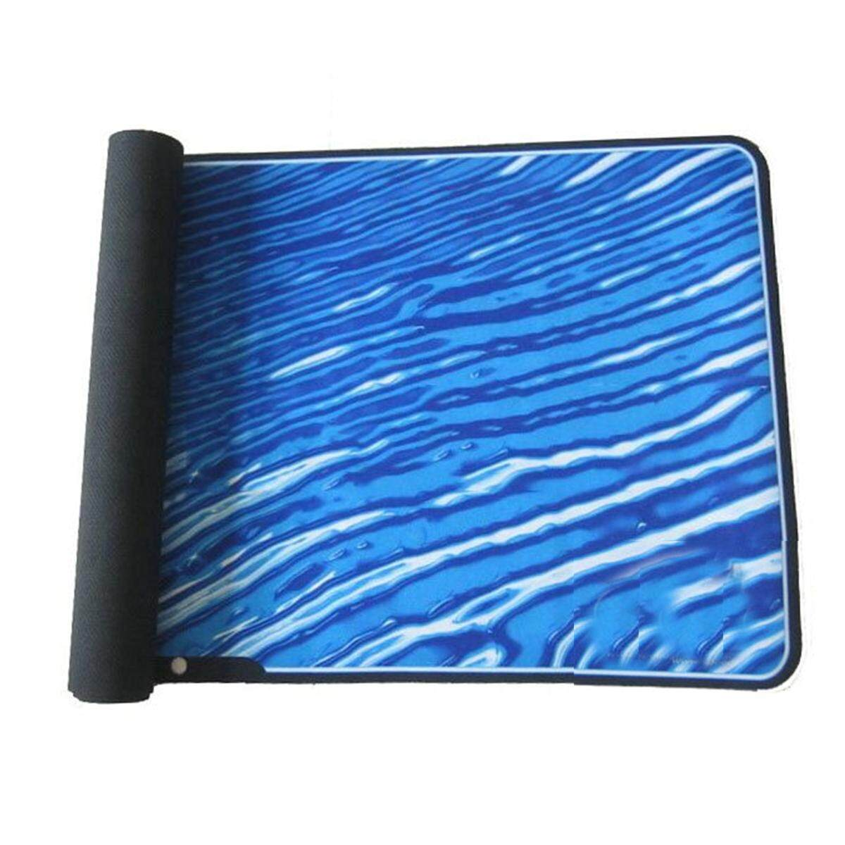 (photo)genuine Speed Stacks Stack Mat Speedcubing Pad Wssa Official Device (blue Wave) By Moonbeam.