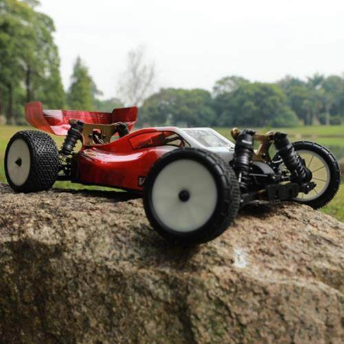 VKAR RACING V.4B 1:10 80KM/H 2.4GHZ 2CH 4WD BRUSHLESS RC TRUCK - RTR (RED) Toys for boys