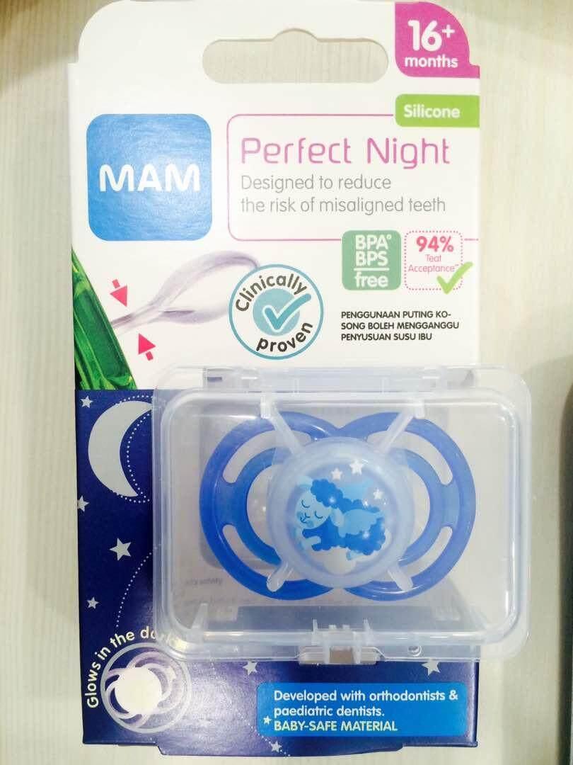 Features Mam Massaging Brush 3 Mths Blue Dan Harga Terbaru Info First Yellow Perfect Night Pacifier Single 16