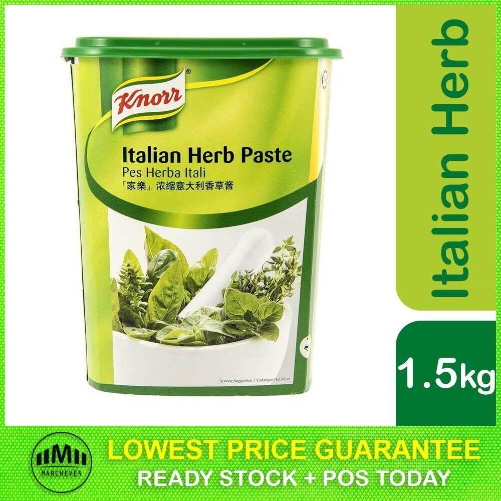 Knorr Italian Herb Paste (1.5kg)