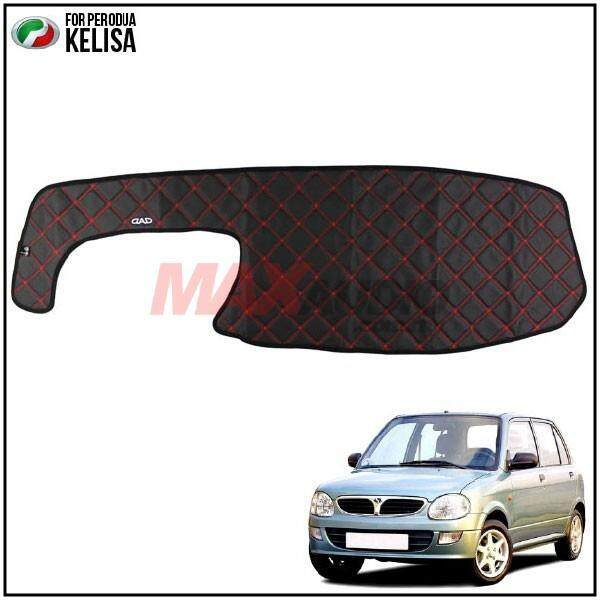 PERODUA MYVI SE1/ SE2/ LE 2005 -2010 DAD GARSON VIP Custom Made Non Slip Dashboard Cover Mat