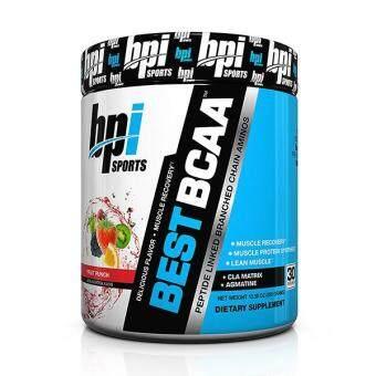 BPI Sports Best BCAA, Fruit Punch, 30 Servings