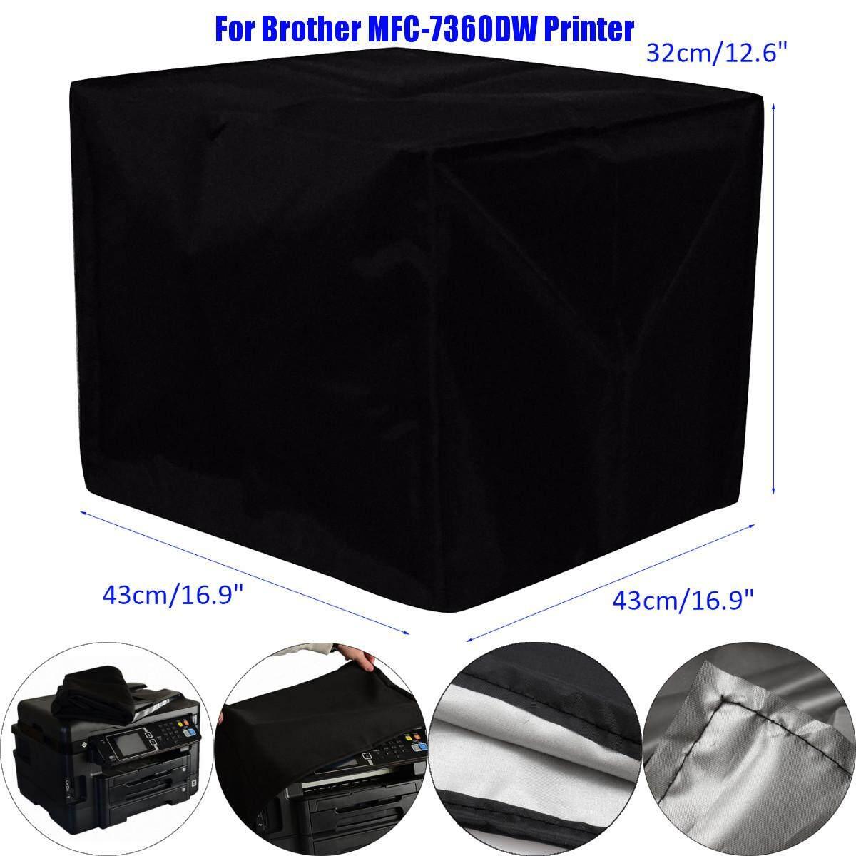 Jual Stand Printer Termurah Terlengkap Tabung Infus 4 Warna Box Hitam Dengan Kunci 17x17x125 Polyester Fiber Blend Dust Cover For Brother Mfc 7360dw
