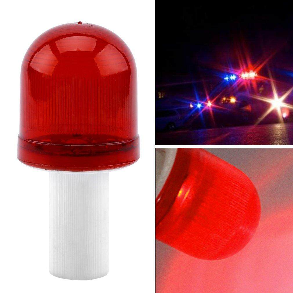 Hình ảnh Yika LED Road Hazard Block Lamp Flashing Safty Traffic Cone Topper Warning Light