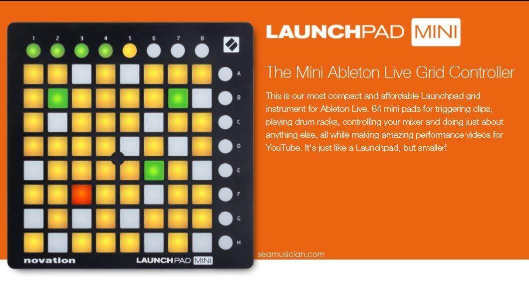 Launchpad mini tutorial