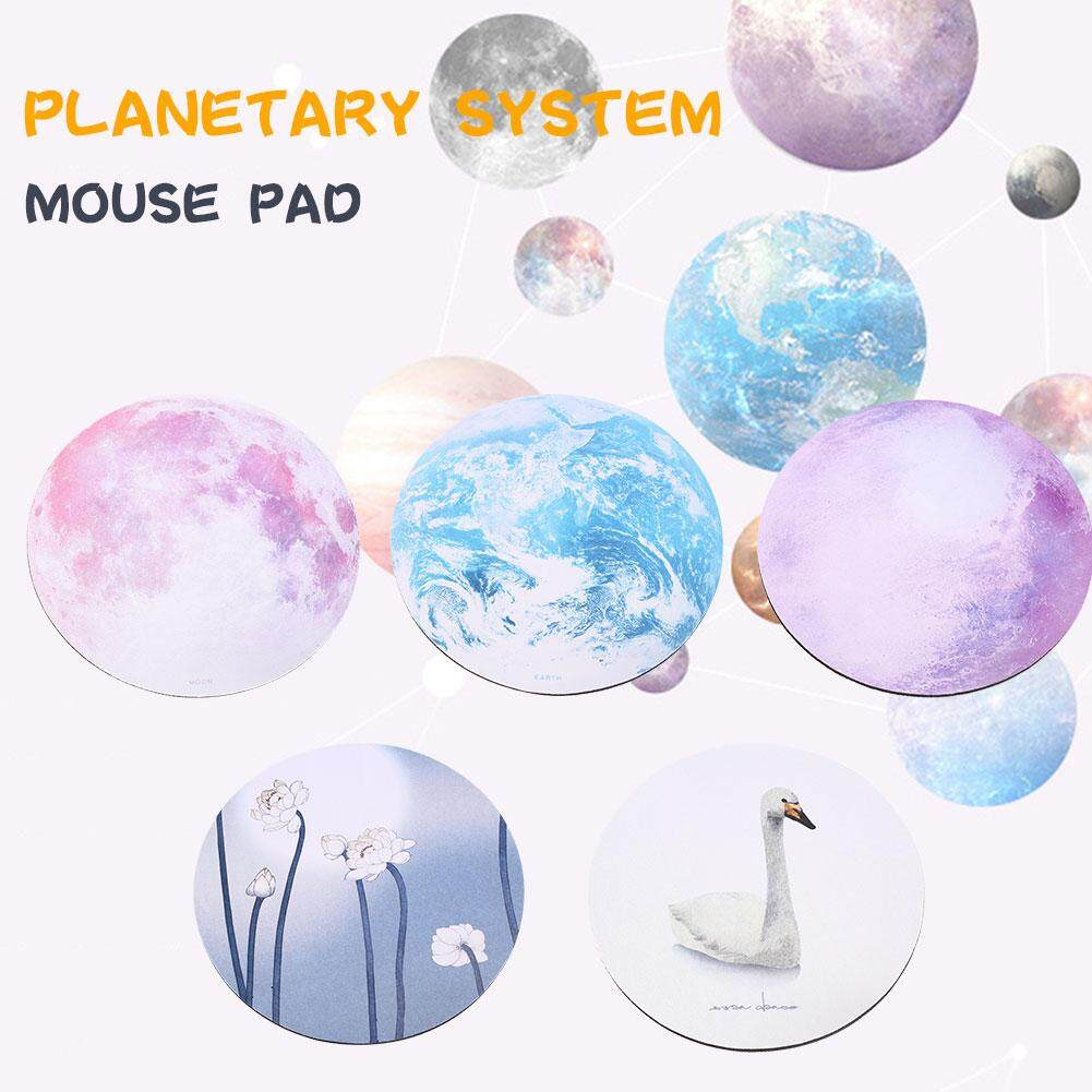 mingrui Mice Mat Mouse Pad Creative Rubber Non-Slip Home Laptop Malaysia