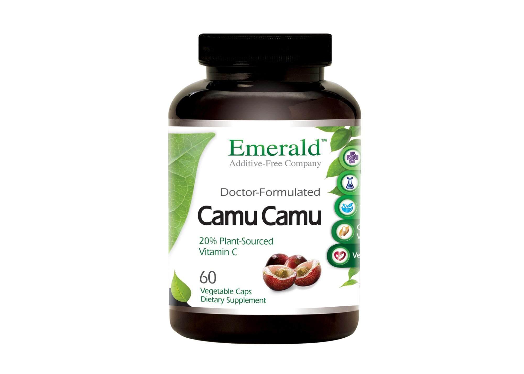 CAMU CAMU 1000mg 60 Capsules