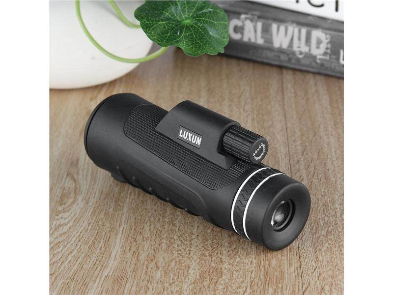 Features panda day vision hd optical monocular hunting
