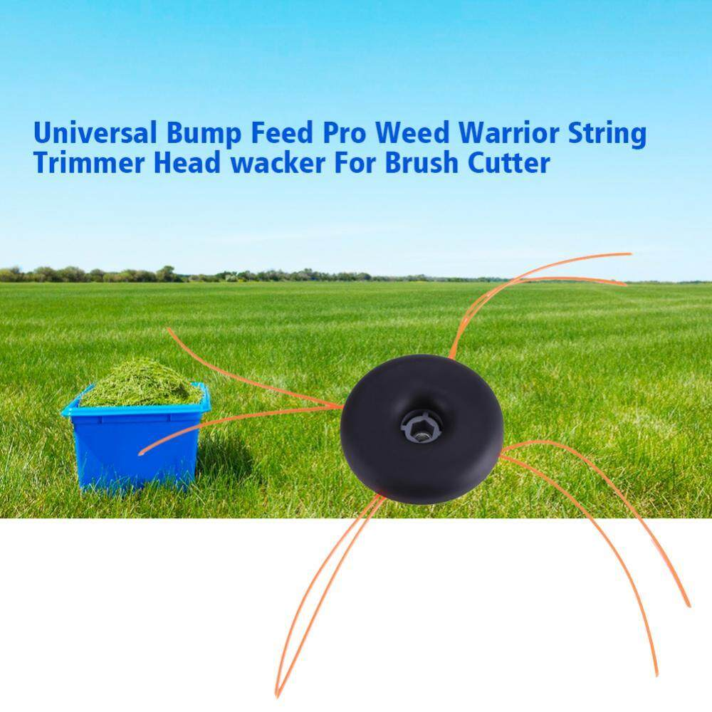 Review Universal Plastic Strimmer Head Trimmer Heads String