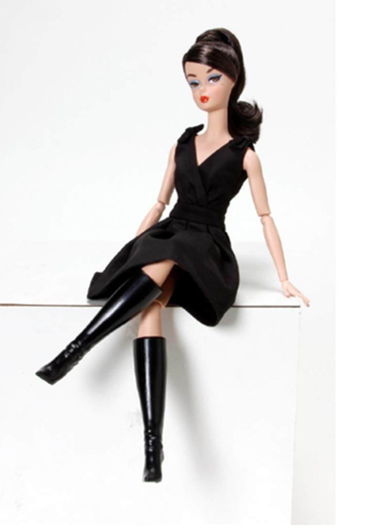 [BARBIE] Collector Classic Black Dress Doll (3 yrs+)
