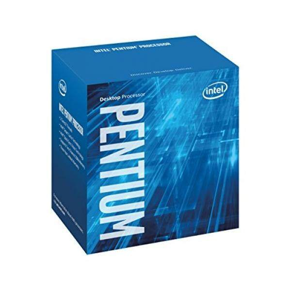 Intel Pentium G4600 3.6 LGA 1151 GHz Prosesor Desktop Ganda-Inti BX80677G4600-Internasional